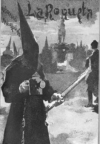 Dibujo de V. Furió (1902)