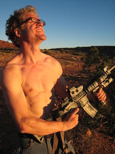 Gun Crazed Jonas
