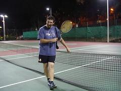 Tennis at CUHK