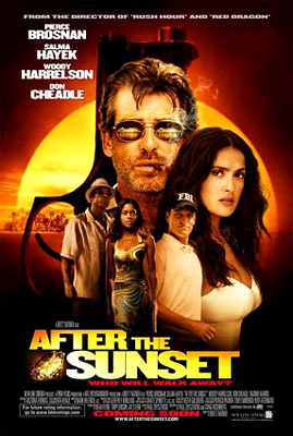 After the Sunset (2004) big poster