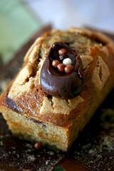 Chocolate Swirl Zucchini Bread (thewanderingeater) Tags: nyc lunch manhattan upperwestside timewarnercenter bouchonbakery