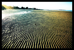 Appley sands, Ryde, Isle of Wight (s0ulsurfing) Tags: ocean light shadow sea sun sunlight seascape abstract texture beach nature water wow island evening coast big cool sand natural bright empty patterns wide perspective shoreline wideangle coastal shore vectis isleofwight huge coastline ripples rays form lowtide rippled sands isle tidal beams wight 2007 ryde expanse 10mm mesmerizing appley sigma1020 s0ulsurfing infinestyle goldenphotographer coastuk appleysands avertedvision gratitude90