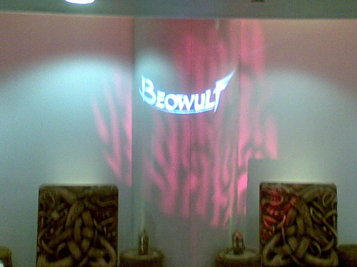 Beowulf sign
