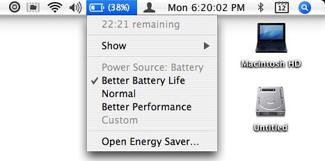 Macs Get Good Battery Life