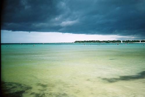Caribe en la tormenta - Quien pudiera irse otra vez - diario