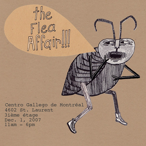 flea affair in montreal
