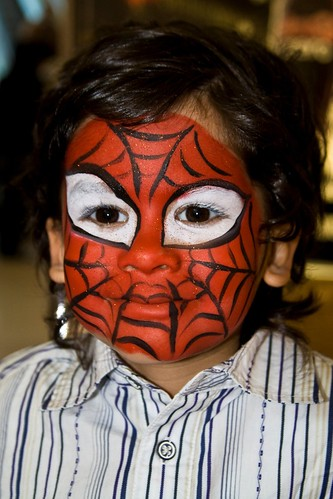 Cartoon Character Face Painting Face Painting Ideas