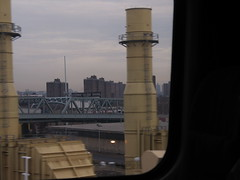 Entering in NYC- Bronx