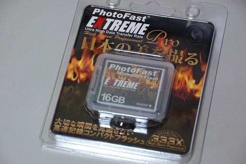 Photofast 16GB CF