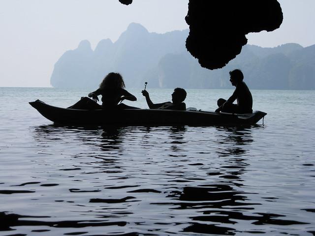 El paraíso karst de Krabi: en Tailandia!