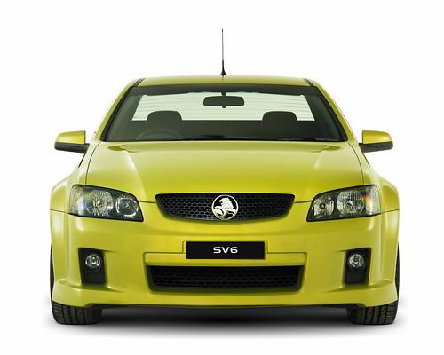 2007 Holden VE SV6 Ute Holden VE Ute