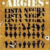 Lista Negra - Tapa del cd