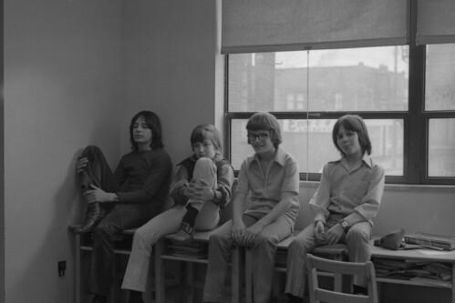 Clairton PA 1971 St. Clare Boys