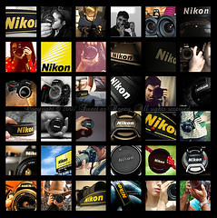 i  Nikon (` .) Tags: camera black love yellow logo photography bahrain nikon sweet honey pro fav users sweeto0o