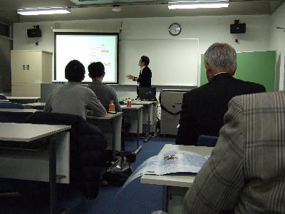 (SMIPS) Venture Seminar @ GRIPS