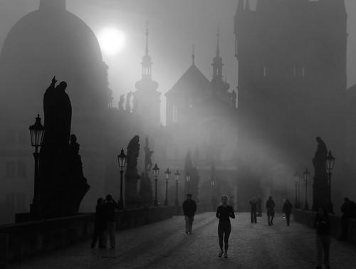 Prague runner