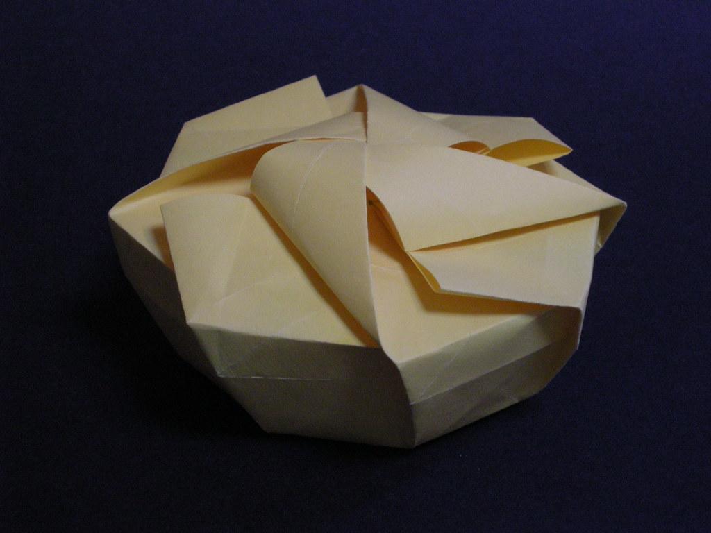 Origami round box images craft decoration ideas octagon box origami image collections craft decoration ideas round & Round Origami Box Image collections - Craft Decoration Ideas Aboutintivar.Com
