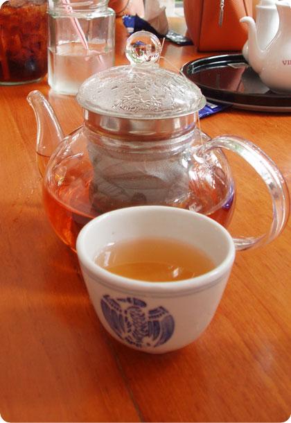 Pu Er Tea