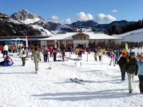Skiurlaub Nassfeld 2007