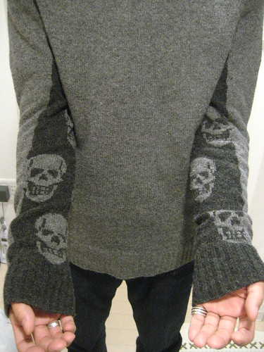 Hysteric Glamour's sweater