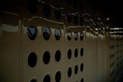 06 February, 17.09 (Ti.mo) Tags: uk england house london architecture tate tatemodern southbank villa tropical aluminium bankside tropicalmodernism jeanprouv lamaisontropicale jeanprouv