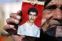IRAQ-UNREST-PRISONERS-DEMO (Ahmad AL-Rubaye) Tags: horizontal iraq baghdad