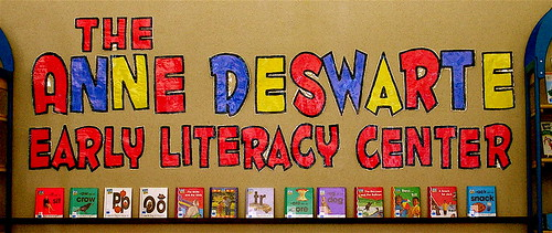 Anne DeSwarte Early Literacy Center