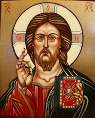 Jesus th Teacher Icon