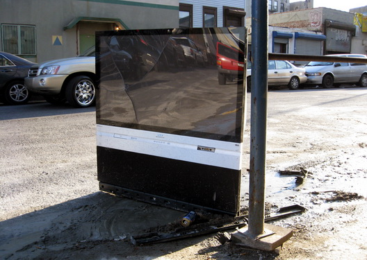 31 Kosciusko Street Widescreen TV