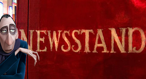 Newsstand?