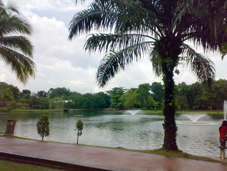Bandar Tun Razak Park 1