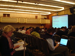 SES NY Attendees, Keynote Day 3
