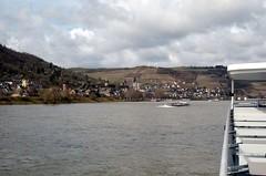 Enjoy the cruise (beketchai) Tags: rhineriver