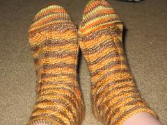 FO: Nutkin Socks