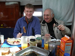 Big Breakfast, Graham and Sacha