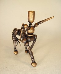 Robot Centaur Horse Man Wood Statue of Sagittarius (Builders Studio) Tags: robot bot robotic android droid automaton mechanical man machine retro scifi science fiction steam punk steampunk classic wood painted pulp comic star trek wars toy tech technology space geek geekery nasa ia robo mech mecha artificial person people metal metallic cyclon art sculpture replica prop figure figurine statue myth mythology half horse centaur sagittarious sagittarian zodiac creature animal hunter