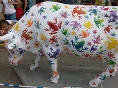 Vaca... Vaca... Rarara... na  - Cow Parade Cos...