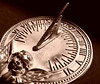 Time Flies on Angel Wings (hdnport96) Tags: sepia angel time sundial alarecherchedutempperdu