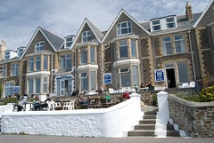 Atlantic House Hotel, New Polzeath, Cornwall