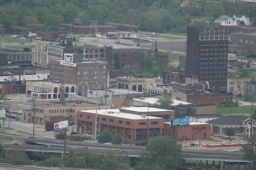 Downtown East St. Louis