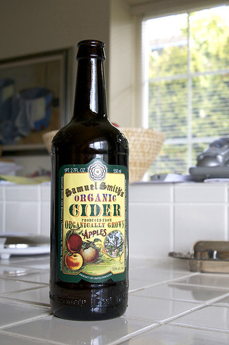 Samuel Smith's NEW Cider