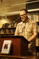Cory Doctorow reads Little Brother