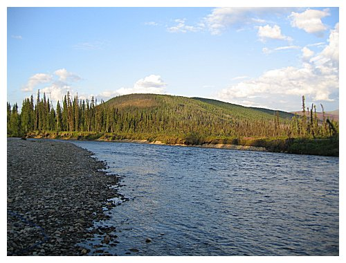 Chena River State Recreation Area - Our Playground