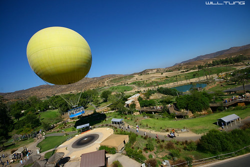 Hot Air Balloon @ Wild Animal Park