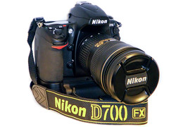 Nikon D700 with 24-70mm f/2.8 (Kent Yu Photography) Tags: camera lens nikon photographer geek 300 nikkor lowepro 2470mm fastpack d700 mbd10