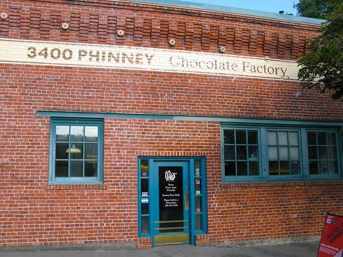 Theo Chocolate, Fremont, WA