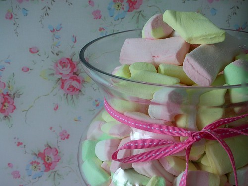 Pretty Marshmallows