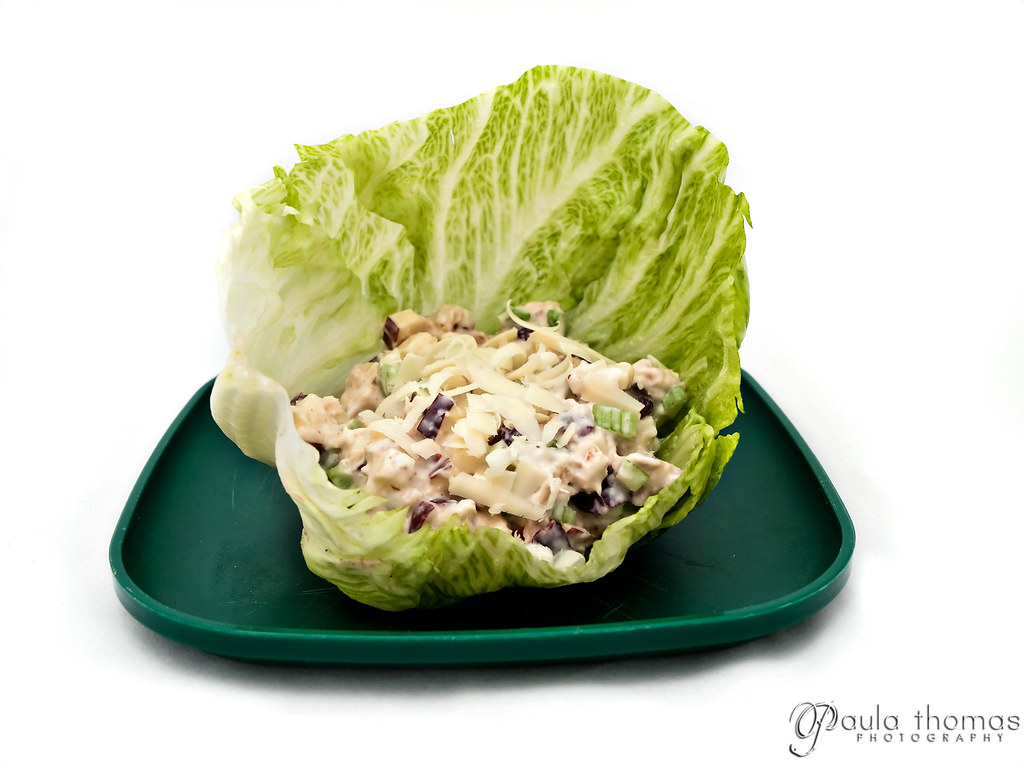 W is for Waldorf Salad