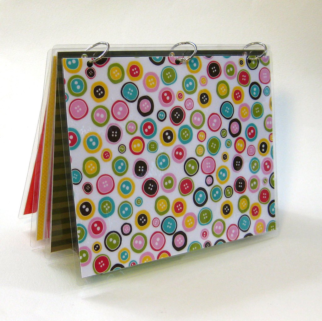 Binder Rings For Quiet Book