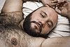 ... :o) (Cesar1t0) Tags: bear portrait man male men hair naked nude beard bread oso cub big bed sleep retrato fat chub cama chubby dormir hombre barba gordo desnudo bello baar peludo gordito godo panzon belludo